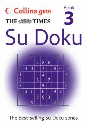 The Times Gem Su Doku Book 3