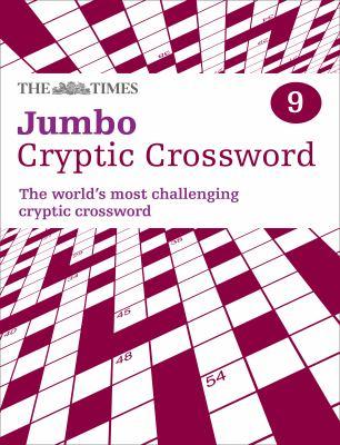 The Times Jumbo Cryptic Crossword