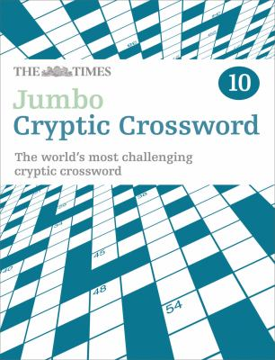 The Times Jumbo Cryptic Crossword, Book 10 9780007368532