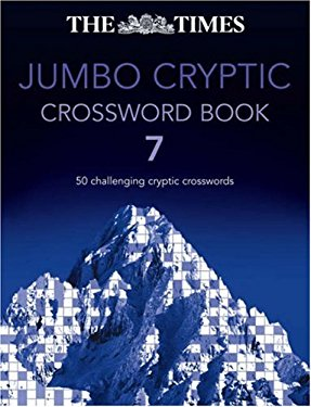 The Times Jumbo Cryptic Crossword Book 7: 50 Challenging Cryptic Crosswords