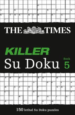 The Times Killer Su Doku, Book 5