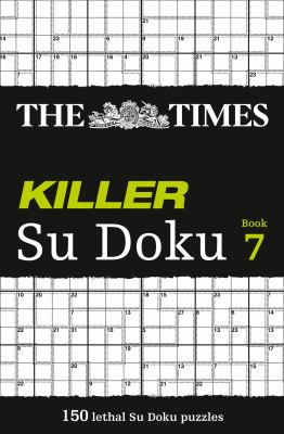 The Times Killer Su Doku Book 7 9780007364541