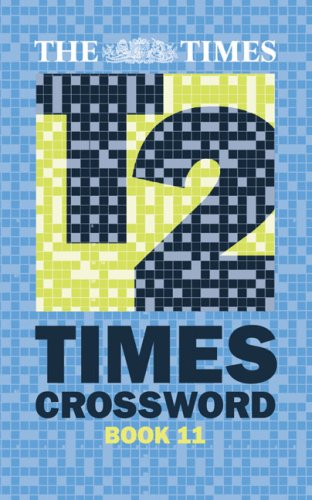 The Times T2 Crossword Book 11