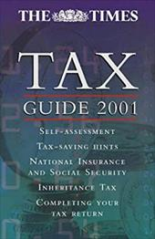 The Times Tax Guide 2001