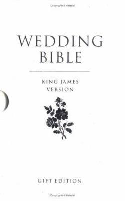 The Wedding Bible: King James Version Standard