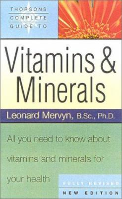 Thorsons Complete Guide to Vitamins & Minerals