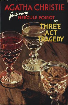 Three Act Tragedy 9780007234417