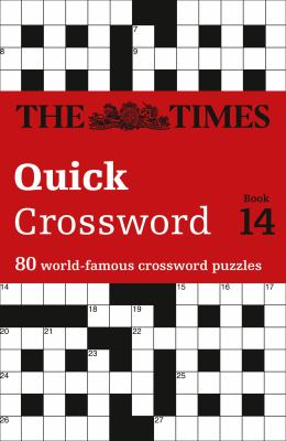 Times 2 Crossword Book 14