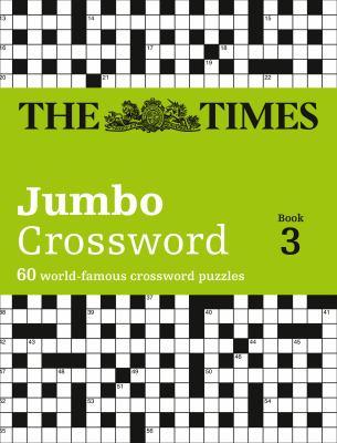 Times 2 Jumbo Crossword, Book 3