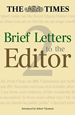 Times Brief Letters to the Editor