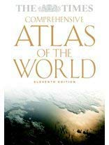 Times Comprehensive Atlas of the World, Eleventh Edition 9780007157204