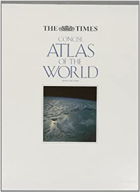 Times Concise Atlas of the World, Ninth Edition 9780007157297