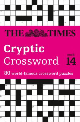 The Times Cryptic Crossword, Book 14 9780007319299