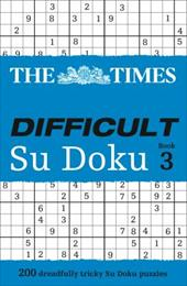 The Times Difficult Sudoku