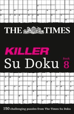 Times Killer Su Doku Book 8 9780007440672