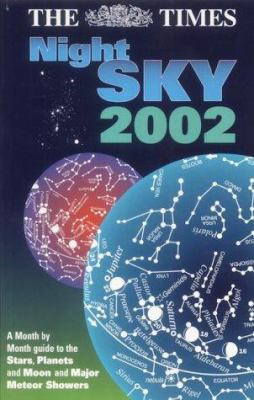 Times Night Sky (UK) 2002