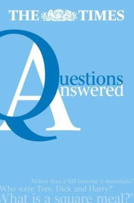 Times Questions Answered