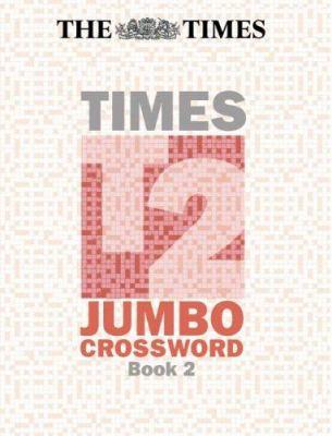 Times T2 Jumbo Crossword Book 2