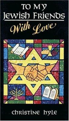 To My Jewish Friends with Love--10 Copy Prepack