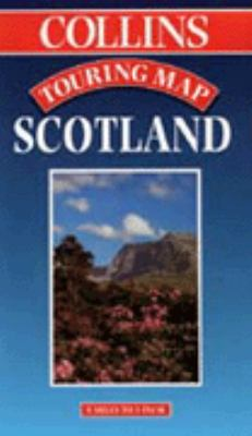 Touring Map of Scotland