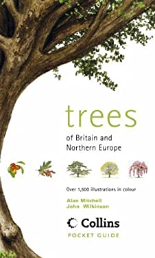 Trees of Britain & Northern Europe: Over 1,500 Illustrations in Colour
