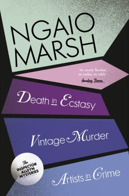 Vintage Murder: Death in Ectasy. Artists in Crime 9780007328703