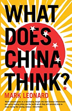 What Does China Think? 9780007230686
