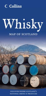 Whisky Map of Scotland 9780007513307