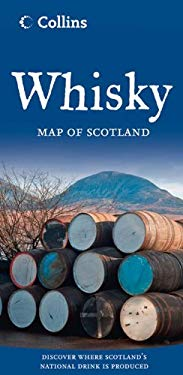 Collins Whisky: Map of Scotland 9780007289493