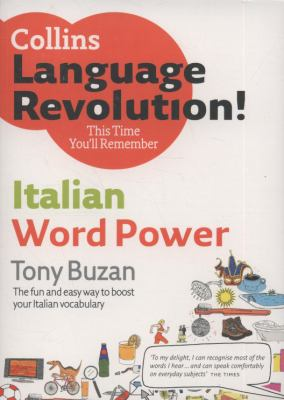 Italian Word Power [With Paperback Book]