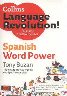 Word Power Spanish [With Paperback Book]