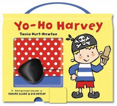 Yo-Ho Harvey [With Pirate Scarf & Eye Patch]