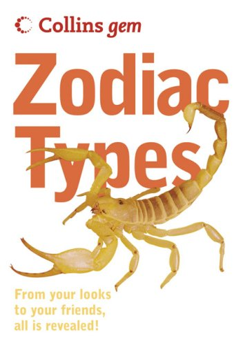 Zodiac Types 9780007178575