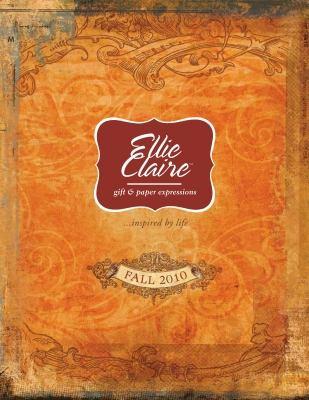 Ellie Claire Fall 2009 Catalog