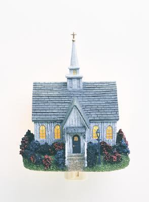 Forest Chapel Nightlight
