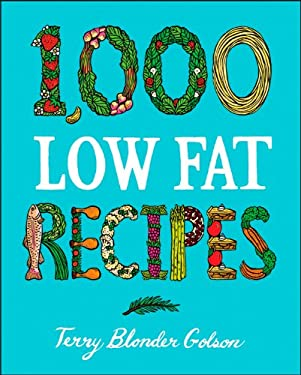1,000 Lowfat Recipes 9780028603544
