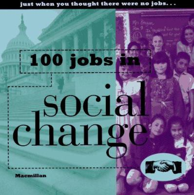 100 Jobs in Social Change