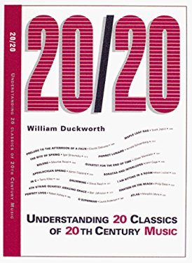 20/20: 20 New Sounds of the 20th Century [With CD]