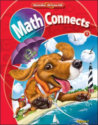 Math Connects, Grade 1, Consumable Student Edition, Volume 2