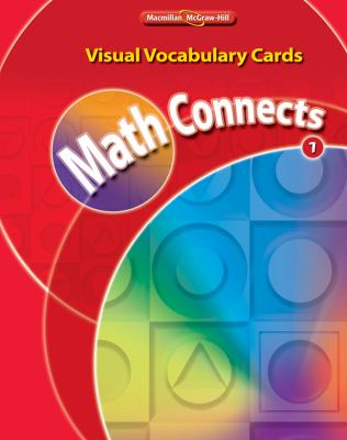 Math Connects, Grade 1, Visual Vocabulary Cards