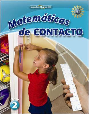 Math Connects, Grade 2, Spanish Impact Mathematics, Student Edition