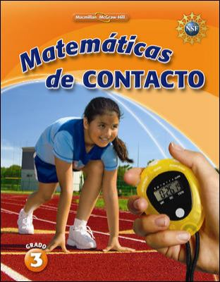 Math Connects, Grade 3, Spanish Impact Mathematics, Student Edition