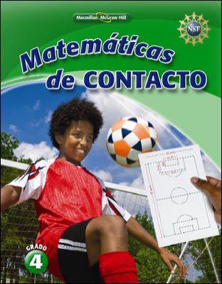 Math Connects, Grade 4, Spanish Impact Mathematics, Student Edition