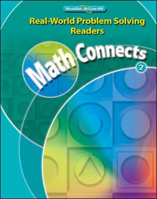Math Connects, Grade 2, Real-World Problem Solving Readers Deluxe Package (Sheltered English)