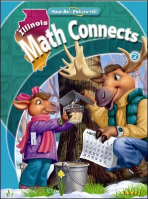 Il Math Connects, Grade 2, Consumable Student Edition, Volume 2