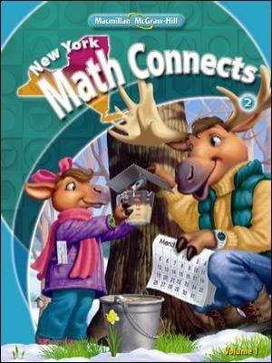 New York Math Connects, Grade 2, Volume 1