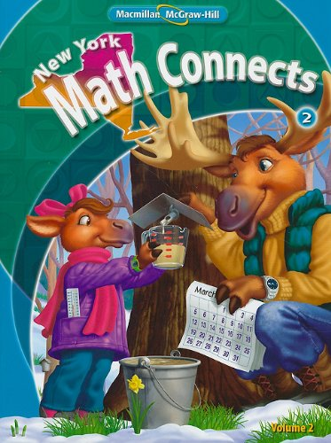 New York Math Connects, Grade 2, Volume 2