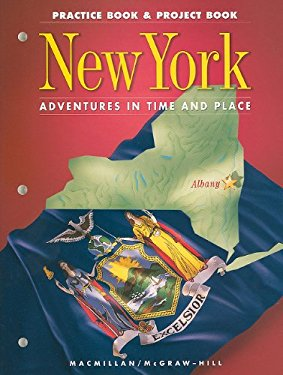 New York Practice Book & Project Book, Grade 4