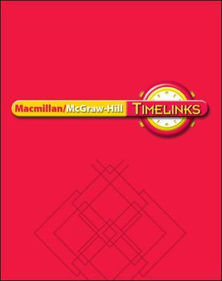 Timelinks: First Grade, Unit 1 Big Book