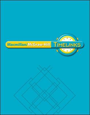 Timelinks: Second Grade, Unit 5 Big Book